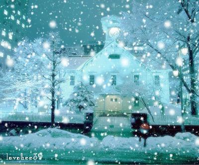 《下雪了》作文400字