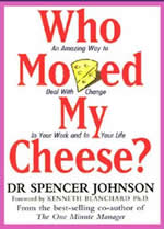 谁动了我的奶酪英文版