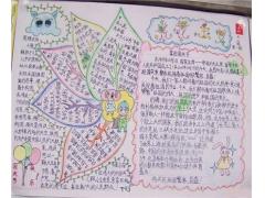 六年级国庆节手抄报图片