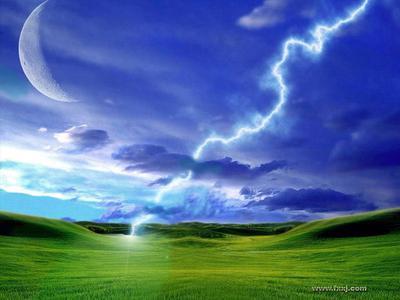 描写天气的词语,描写自然现象的好词