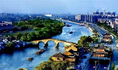 美丽的大运河作文500字