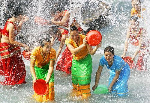 傣族的民风民俗