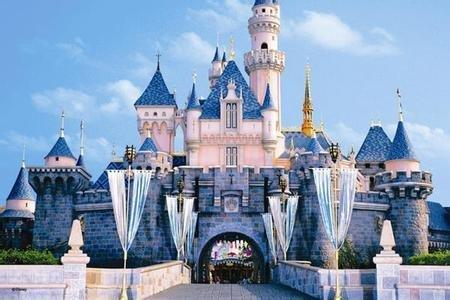 上海迪士尼乐园作文400字
