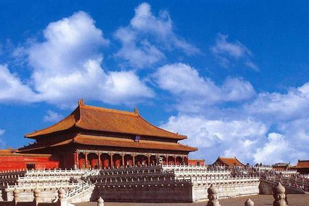 游北京故宫作文500字