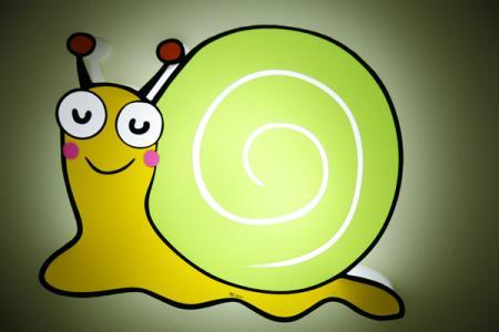小蜗牛作文600字