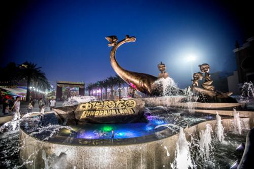 常州恐龙园作文600字