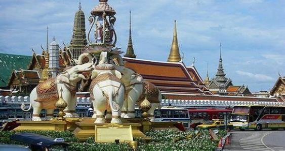 开启泰国之旅作文600字
