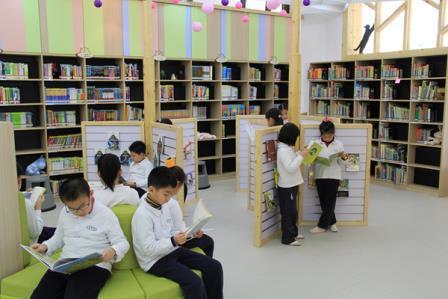 和图书馆做朋友作文600字