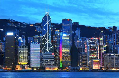 描写香港作文400字