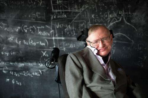 《不向命运屈服的科学巨星——霍金》读后感6